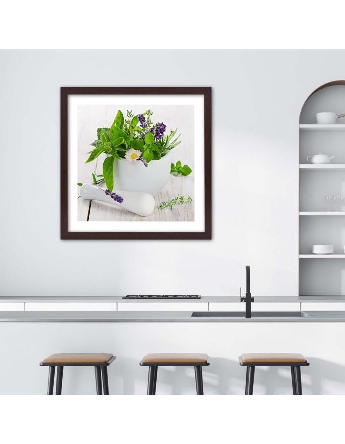 Napis home 1, Obraz na płótnie - Canvas