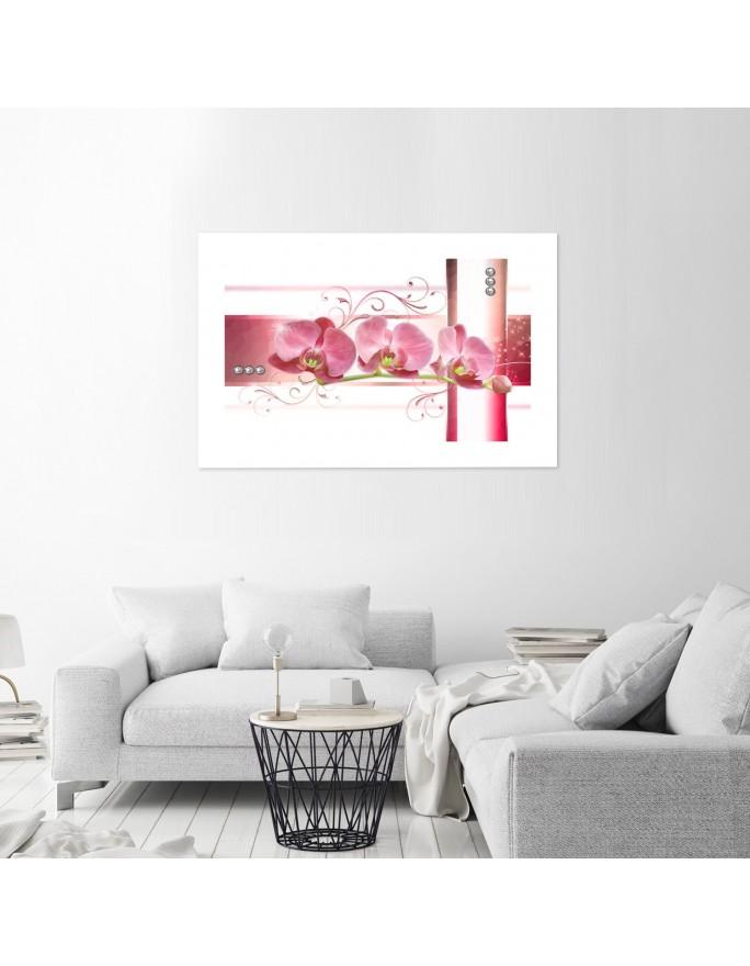 Wieszak ozdobny – panorama miasta, Deco Panel
