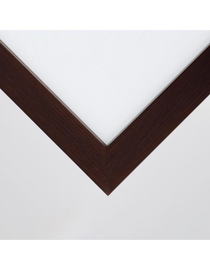 Wieszak ozdobny – wzór drewniany 2, Deco Panel