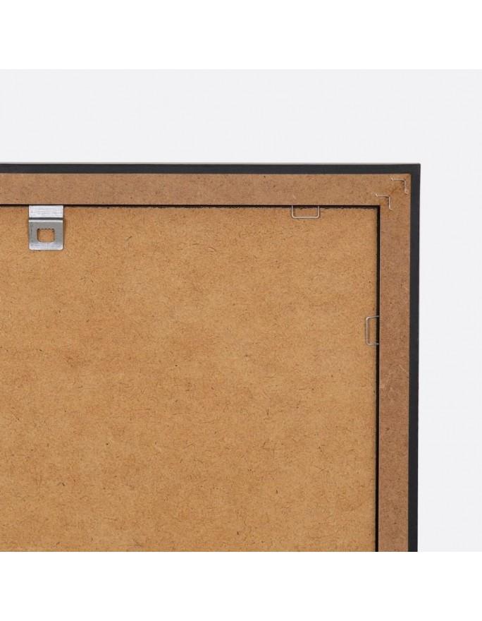 Wieszak ozdobny – wilk i trójkąty, Deco Panel