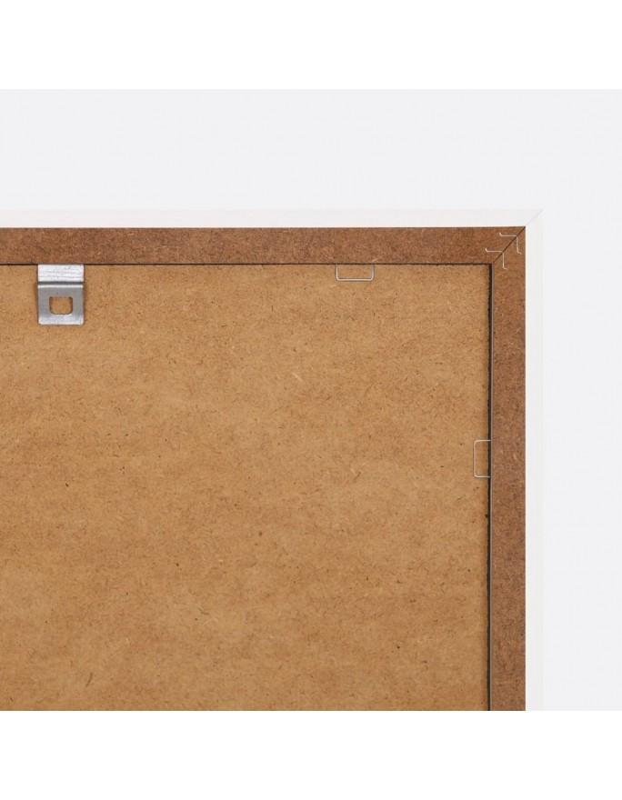 Rumiankowe pole 2, Parawan pokojowy dwustronny obrotowy 360°  na płótnie - Canvas