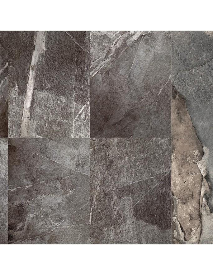 Balustrada drewniana, Obraz na płótnie - Canvas