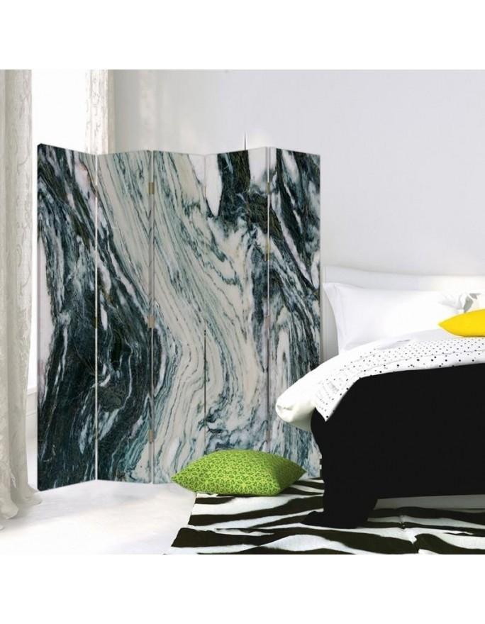 Włoski ser, Parawan pokojowy dwustronny obrotowy 360°  na płótnie - Canvas