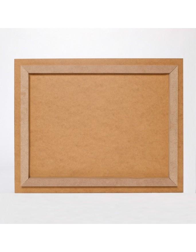 Abstrakcja 45, Obraz ręcznie malowany na płótnie - kwadraptyk canvas