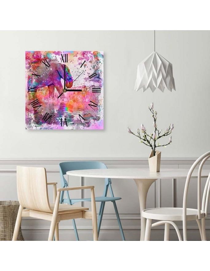 Jesienne drzewa , Obraz na płótnie - Canvas