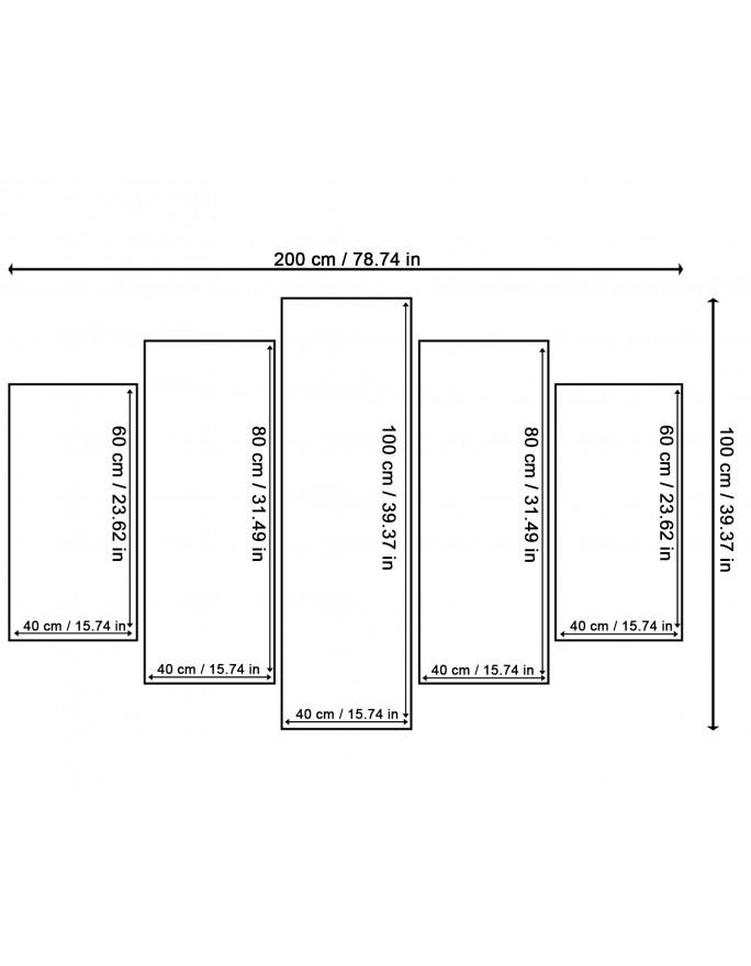 W tym domu 8, Deco Panel