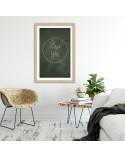 Marilyn 1, Parawan pokojowy na płótnie - Canvas