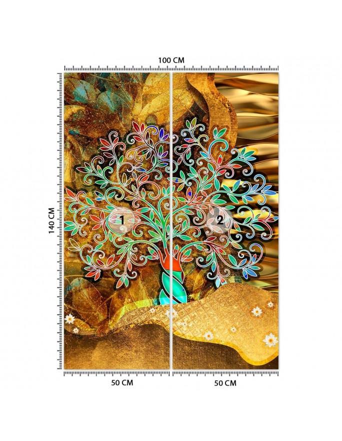 Reprodukcja obrazu C. Moneta – Śniadanie na trawie, Obraz na płótnie - Canvas