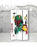 Zen 2, Parawan pokojowy na płótnie - Canvas