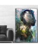 Marilyn 2, Parawan pokojowy na płótnie - Canvas