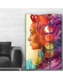 Marilyn 3, Parawan pokojowy na płótnie - Canvas