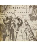 Budda 2, Parawan pokojowy na płótnie - Canvas