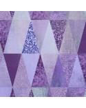 Alfabet 2, Parawan pokojowy na płótnie - Canvas