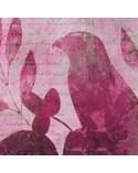 Czerwonowłosa, Parawan pokojowy na płótnie - Canvas
