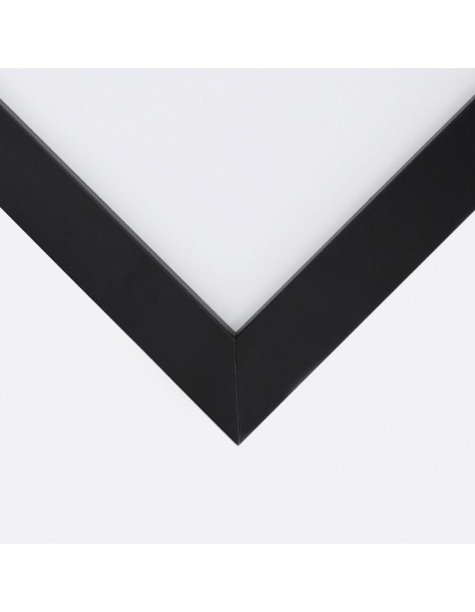 Abstrakcja 60, Obraz na płótnie - panorama Canvas