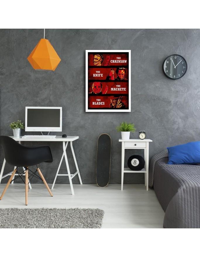 Trąbka, Obraz na płótnie - Canvas