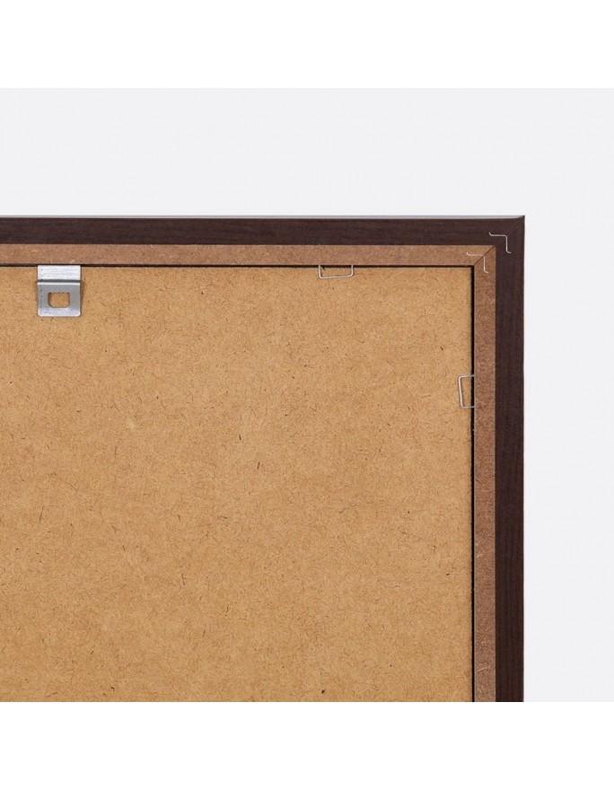 Samotna żaglówka, Obraz na płótnie - Canvas