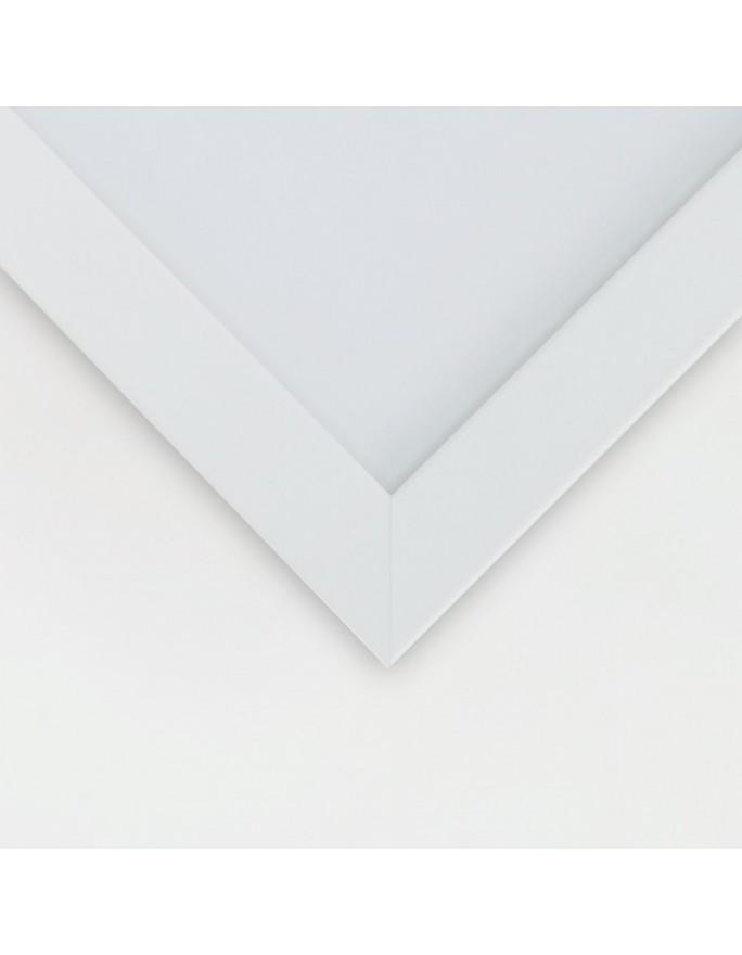 Abstrakcja strukturalna 3, Obraz na płótnie - panorama Canvas