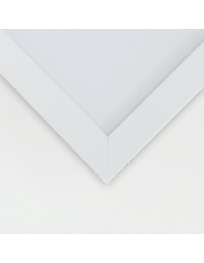 Trzy kawy, Obraz na płótnie - panorama Canvas