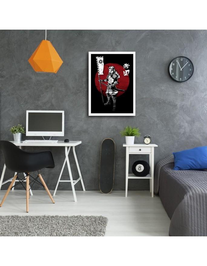 Winogron stylizowany 2, Obraz na płótnie - Canvas