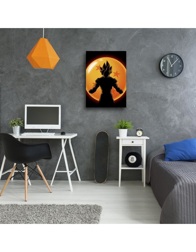 Sale, Droga, Parawan pokojowy ozdobny jednostronny na płótnie - Canvas