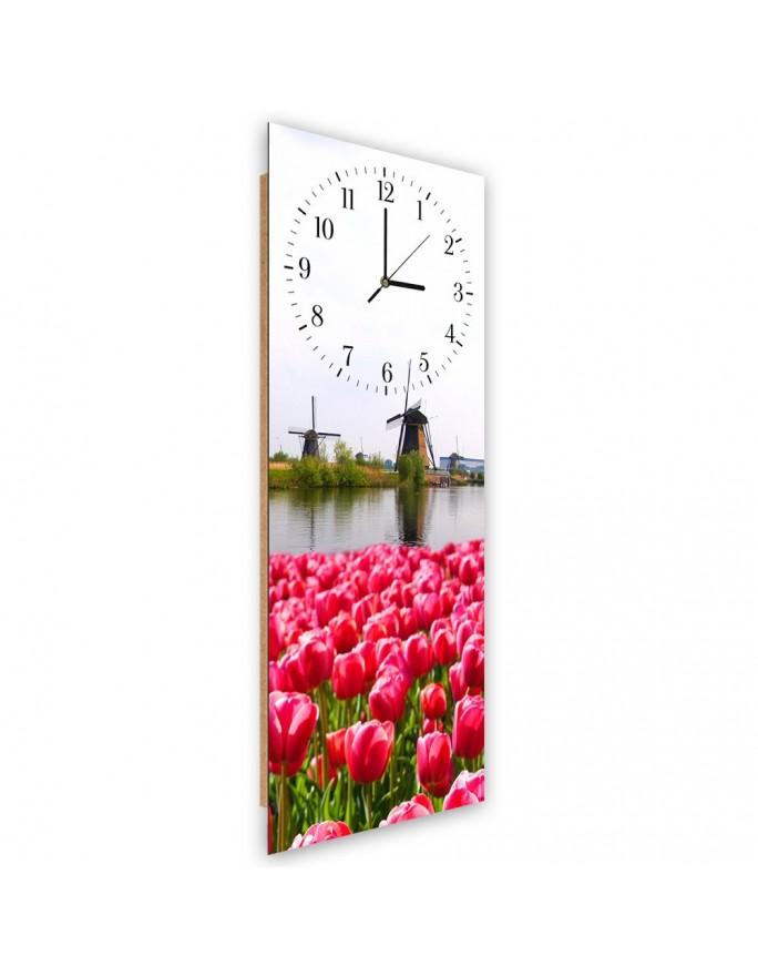 Biała Rustykalna Botanic - drewniane ramy do obrazów, plakatów, zdjęć
