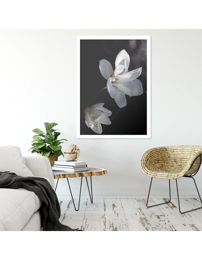 Sale, Róże 2, Parawan pokojowy na płótnie - Canvas