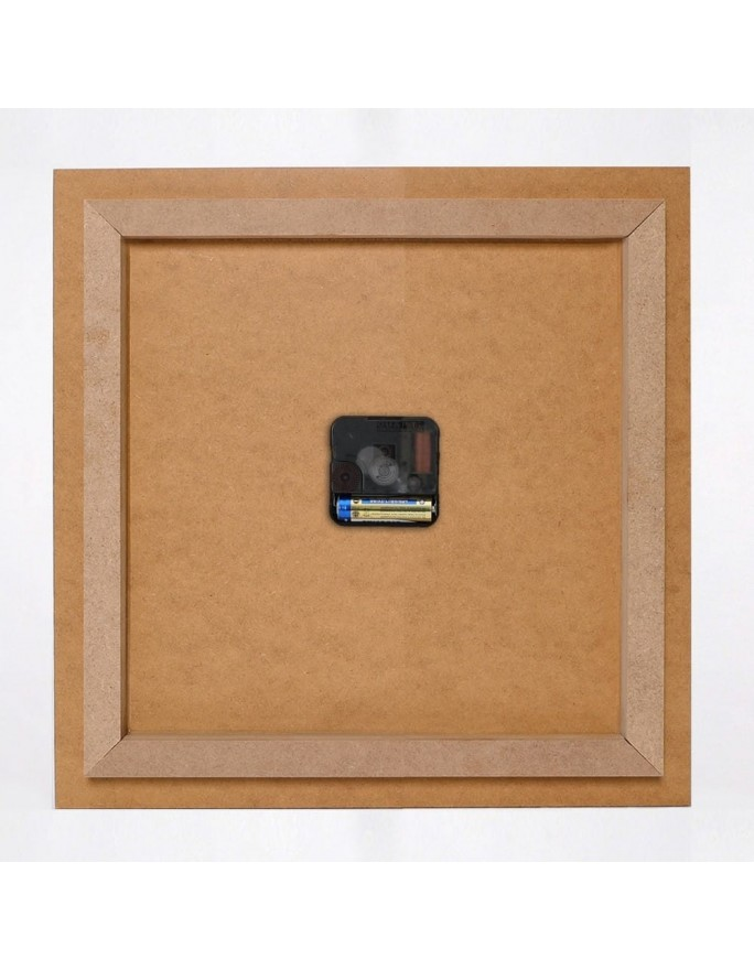 Multirama MDF plus szablon, Galeria ram nr 5 - Czarna (okleinowana)