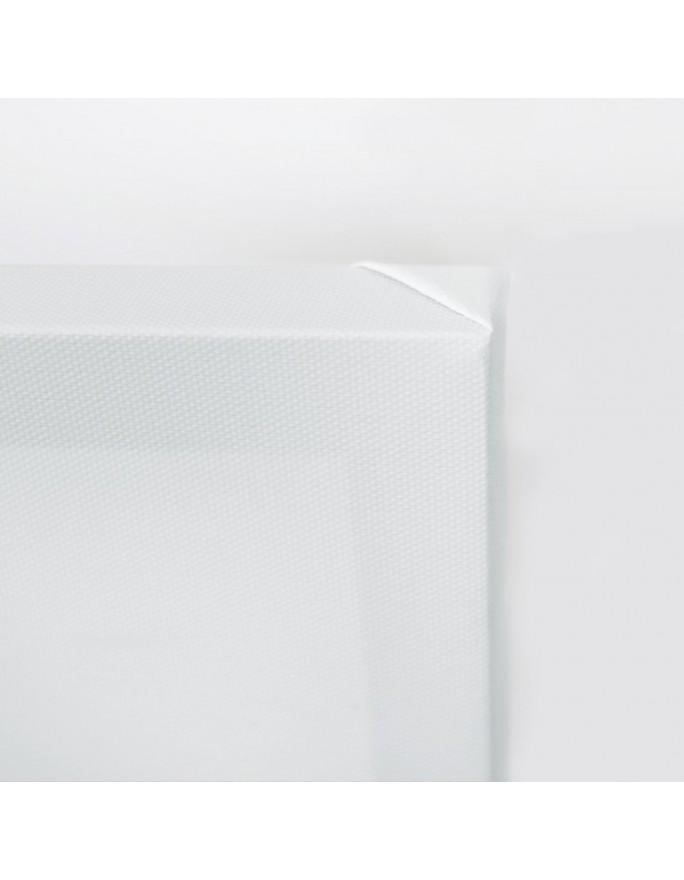 Liściasta kompozycja, Parawan pokojowy na płótnie - Canvas