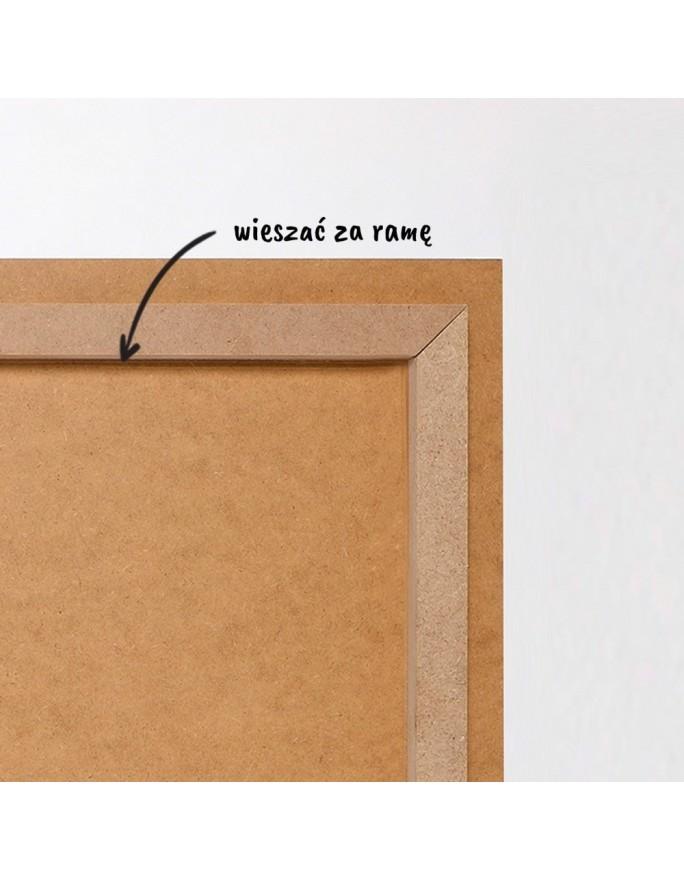Drewno tekstura, Parawan pokojowy na płótnie - Canvas