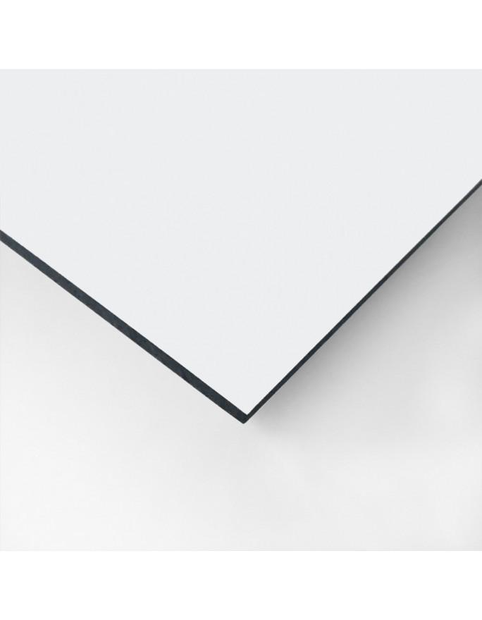 Drewniana multirama plus szablon, Galeria ram nr 12-2A - Botanic Brązowy